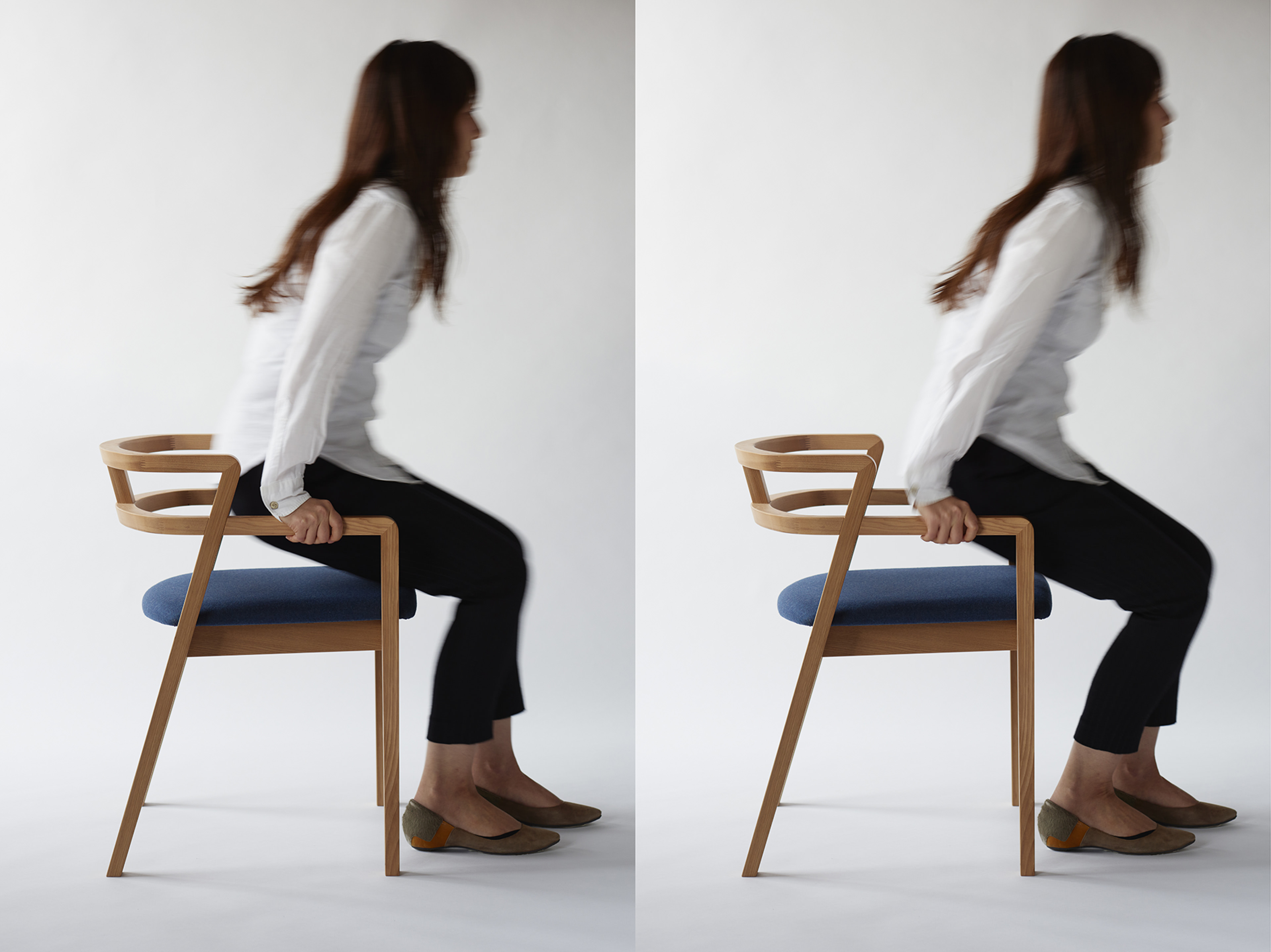 Double Arm Chair