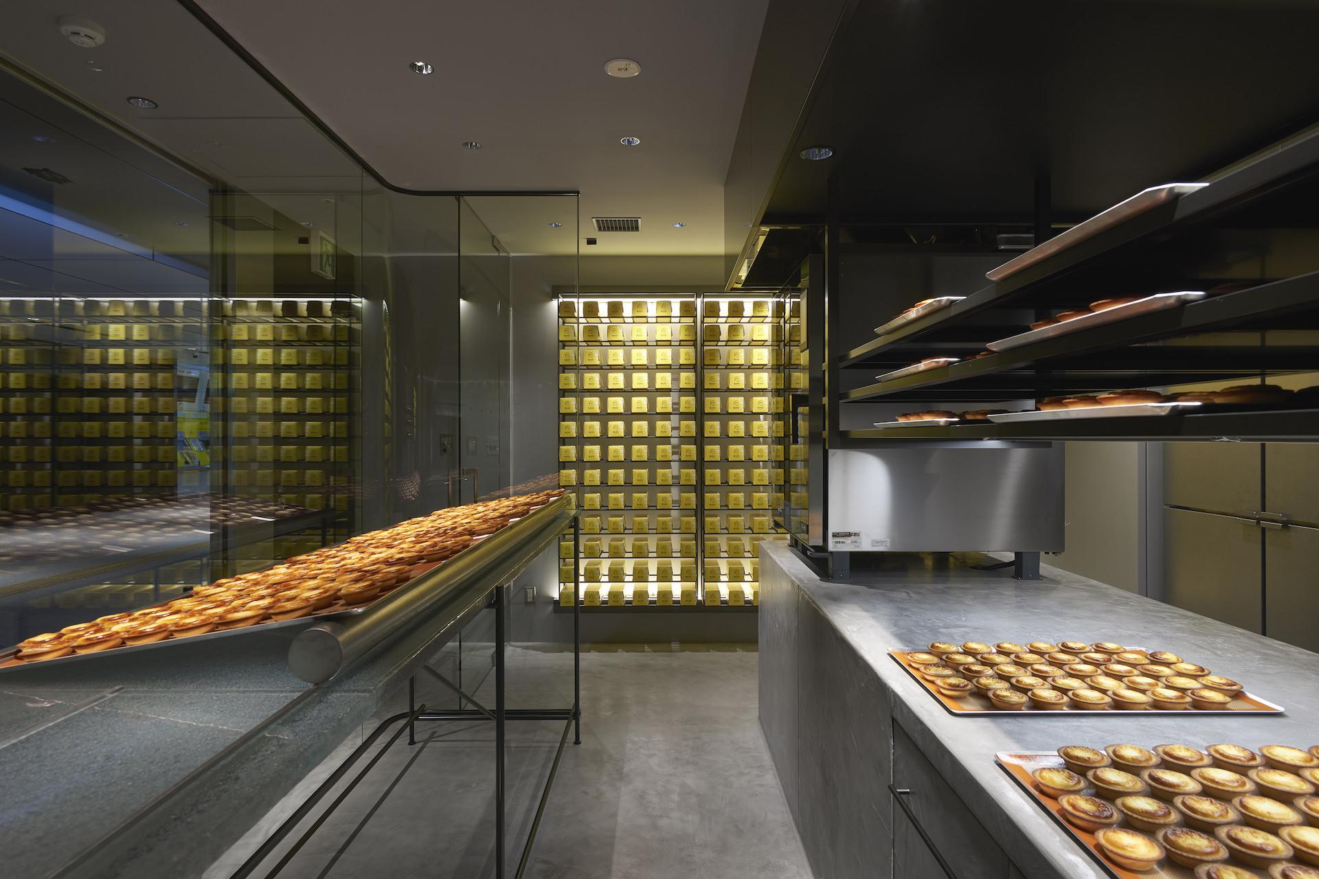 BAKE CHEESE TART / TOKYO グランスタ丸の内