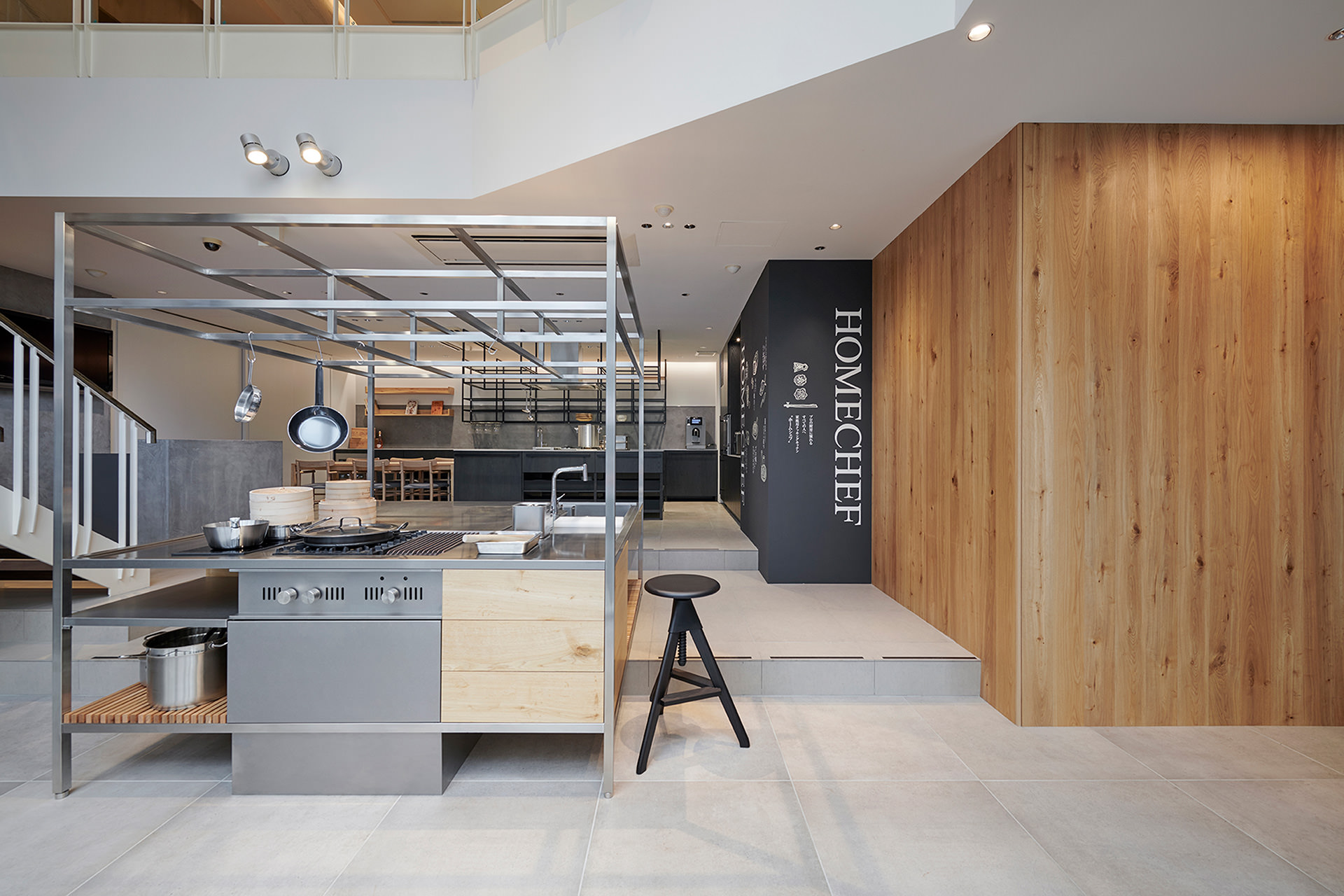 HOMECHEF KITCHEN SHOWROOM by KITAZAWA